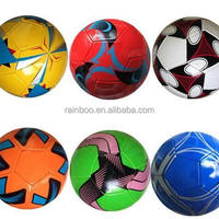 High Quality Customized Promotional Cheap Soccer