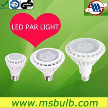 led par light par30 led hot spotlihgt par38 led manufacture