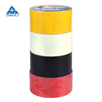 Heat Resistant Decorative Color Gaffer Rubber Cloth Duct Printed Tape