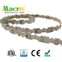 CRI 90 S Shape smd 2835 Flexible LED Strip for 60 leds per meter