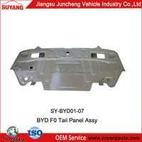 AUTO CAR body parts REAR(TAIL) PANEL for BYD FO