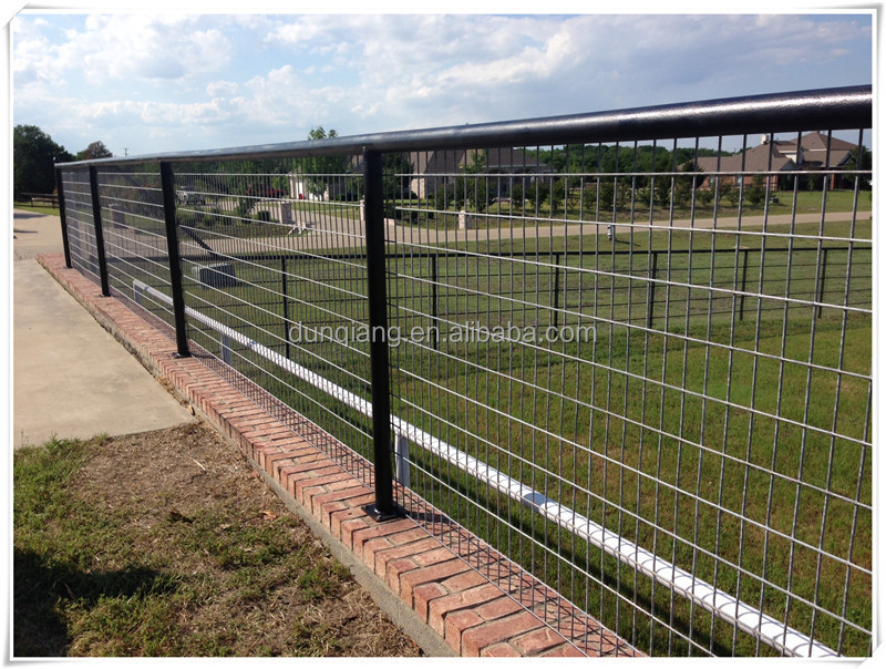 Feedlot Panel Cattle Fence Panel 16 Ft L X 50 In H Buy
