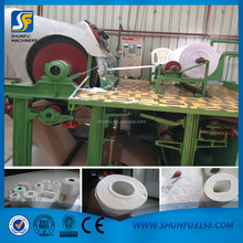 Small type toilet paper making machines (787mm) used in making paper factory