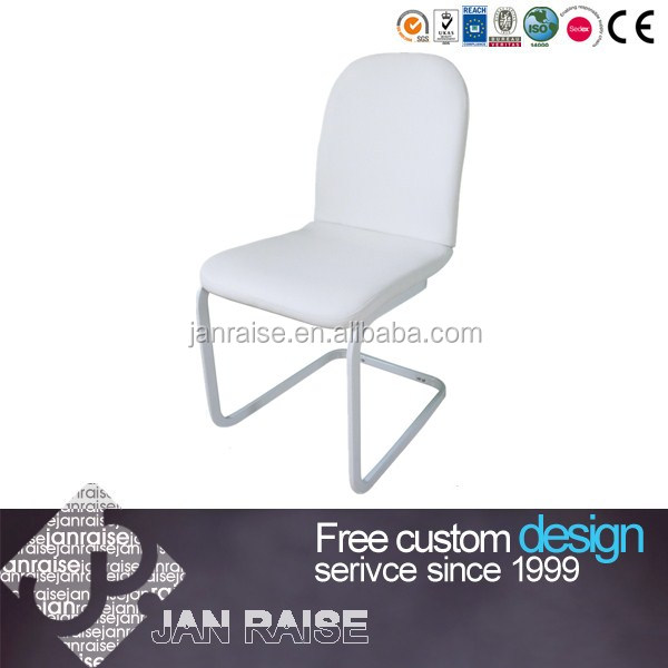 High back dining room chair/metal chair/modern furniture