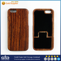 [GGIT] 2015 New Real Natural Wood Cell Phone Back Cover Case for iPhone 6s