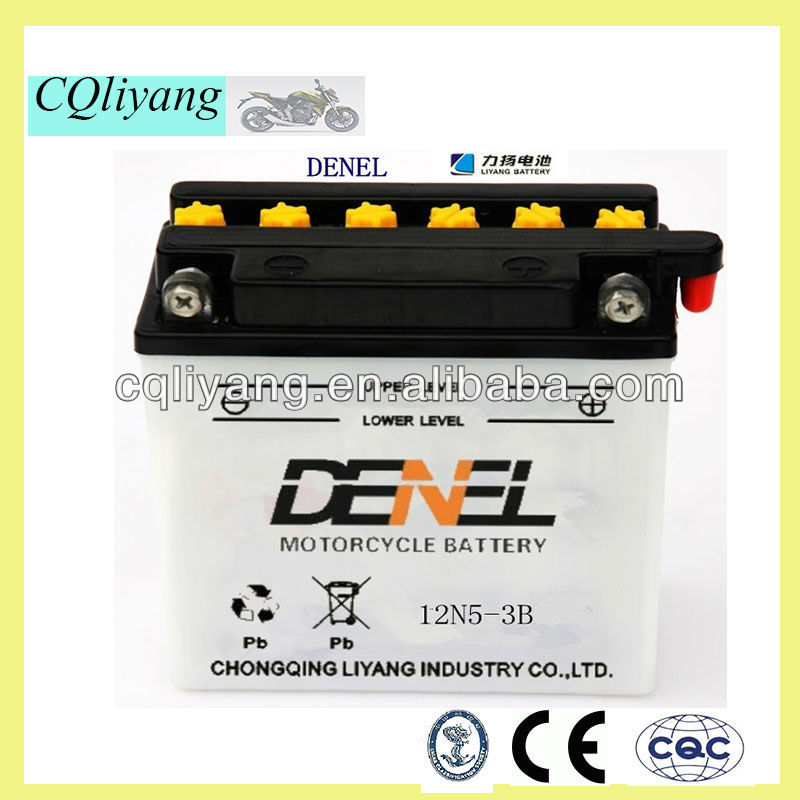 BD150-17-IV Motorcycles batteries