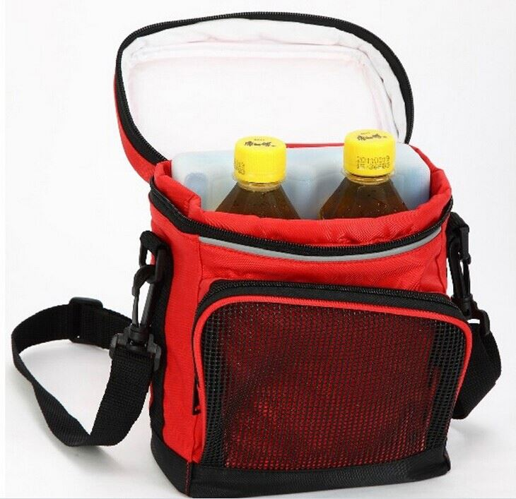 Drawstring Cool Bag Lunch Food Wholesale Insulated Cooler Bag