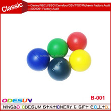 Universal NBCU FAMA BSCI GSV Carrefour Factory Audit Manufacturer China supplier cheap custom shape stress ball no minimum