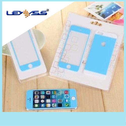 screen protector roll wholesaller 3 layers hard pet screen protector For Iphone 5 5s