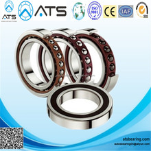 High quality h7005c 2rz p4 spindle angular contact ball bearing