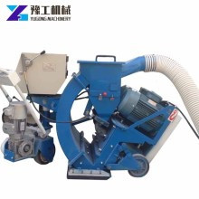 China Supplier Floor Shot Blaster Airfield Runway Surface Cleaning Machine