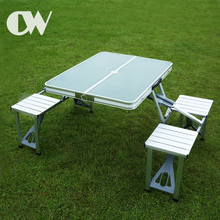 china online shopping sites 8ft foldable camping outdoor aluminum folding portable beer pong korean bbq grill table