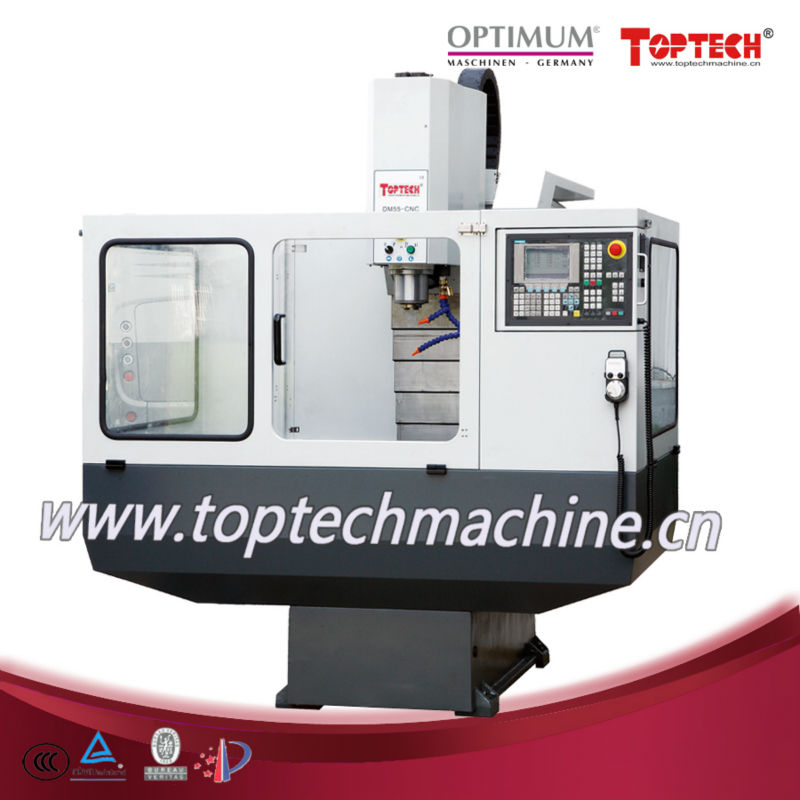 GOOD REPUTATION DM55 USED CNC MACHINERY MILLING QUICK LEARNING