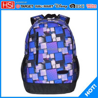 new products 2015 school bag for high class students