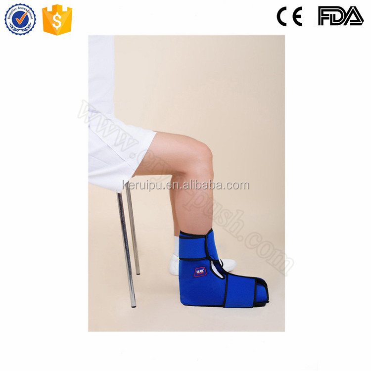 blue ice pack sports physical therapy foot and ankle institute