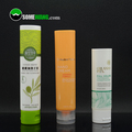 Cosmetic hand cream tube for cosmetic packaging, soft plastic tube for cosmetic massage oil, see-through plastic tube