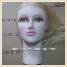 Wholesale price training doll head for hairdresser