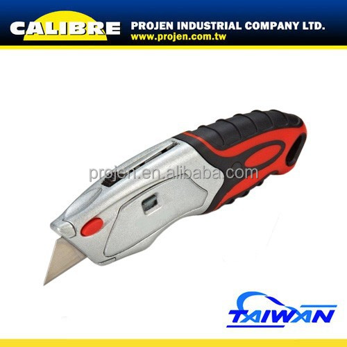 CALIBRE Heavy Duty Auto Loading Utility Knife