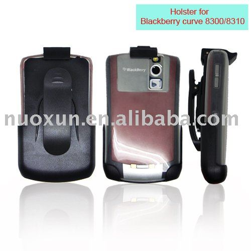 For Blackberry Curve Holster