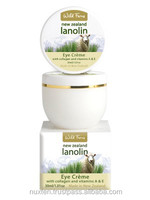 new Zealand skin care_Lanolin Eye Cream with Collagen & Vitamins A & E