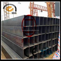 Carbon Steel Seamless Square Tube st37.4
