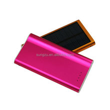 Portable solar panel charger for samsung mobile phone from sugoo manufacturer