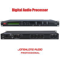 Digital Audio Processor 2IN/4OUT DSP Speaker management Sound Crossover