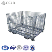 wire mesh storage strong steel cage