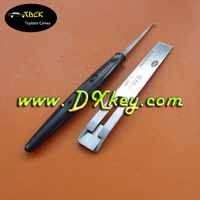 Top Best original locksmiths tools for vw Lishi lock pick hu66 lock pick