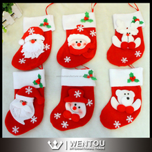 Wholesale Christmas Stockings Monogrammed Christmas Stockings With Snowman Deer Tree or Toy Solider