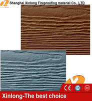 Asbestos Free Fiber Cement Building Materials Exterior Wall board Insulated Panels
