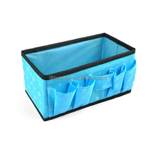 High Quality Foldable Narrow Storage Drawers For Bedroom