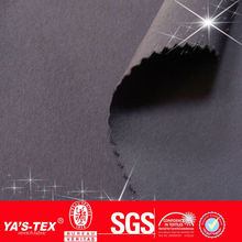 polyester and spandex stretch fiber twill stretch moss crepe woven fabric textile