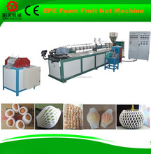 Newest epe foam apples net production machine