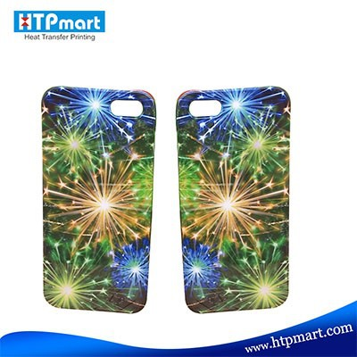 phone case 3d blank top quality plastic phone case for iphone5/5s