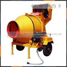 Zhengzhou made in china alibaba tractor 3 Point with hopper concrete mixers philippines