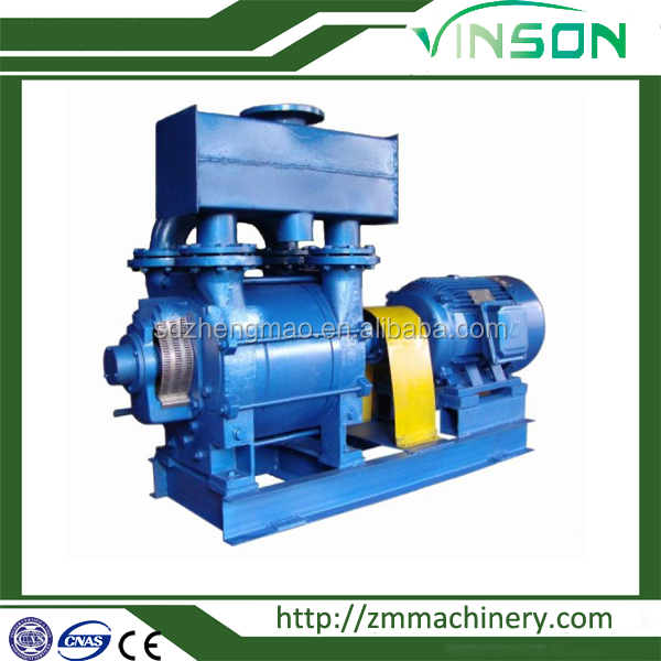 motor driven 2BE water ring vacuum pump for iron ore mining