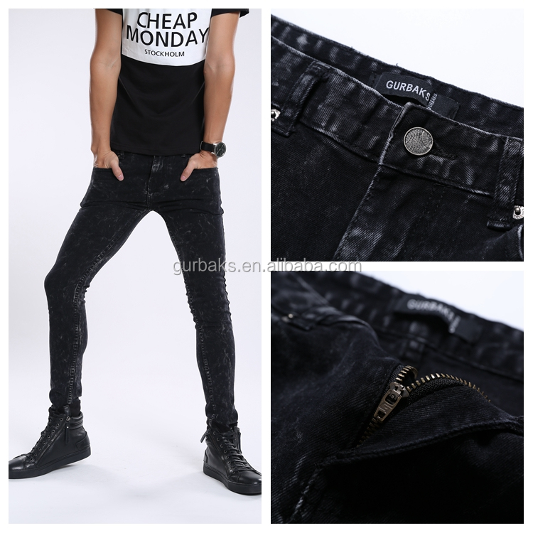 Unique Wash Tight New Popular Gents Jeans Pant