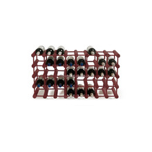 wall mount wine rack with diplay rack for kitchen decoration