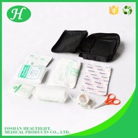 Alibaba wholesale medical equipments personal small survival first aid kit bags