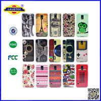For Samsung Galaxy S5 i9600 Hard Protector Case Phone Cover Accessory Skin Laudtec