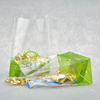 plastic square bottom Cello Treat Bag Cellophane Candy Bag Sweet Gift Bags