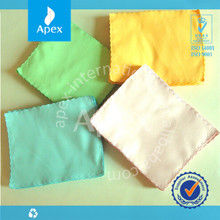 2014 Top selling yellow cleaning cloth