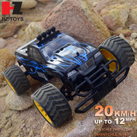 1:16 20km/h 1 28 4wd rc drift hammer remote control car with damping system