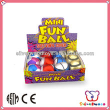 High Quality Mini Soft Basketball Made From PU Leather