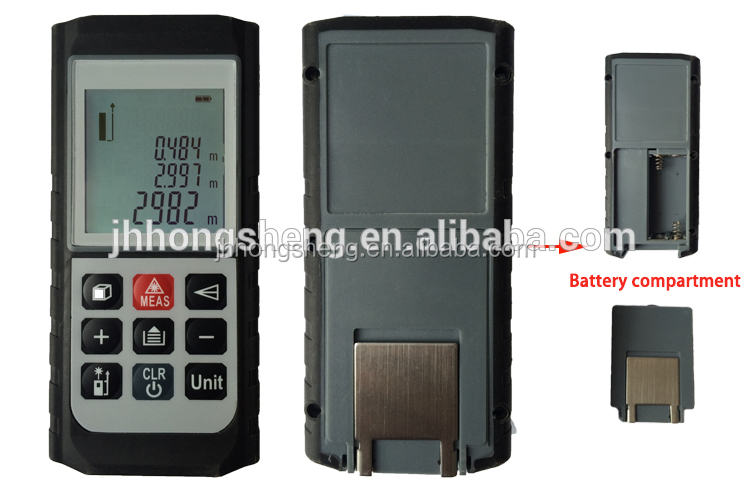 Digital Distance Measuring Instruments : Distance area volume measuring instrument digital laser