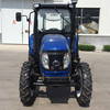 4wd 4x4 55hp 60hp 70h blue farm tractor for sale