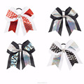 New 7 Inch Cheerleader Hair Bow With Clip HBW-1612261-L
