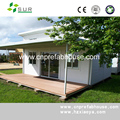 china supplier CE certification prefab homes with plywood 12mm
