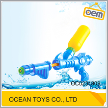 Celebration activities super shooter water gun summer kids toys with the bottle